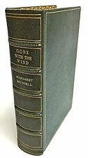 Gone With The Wind - Margaret Mitchell - Fine Leather Binding by Asprey