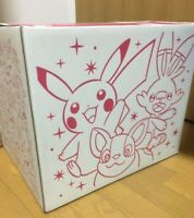 Pokemon 2021 New Year's Lucky bag Japan Pokemon Center Original Pika Pika Box