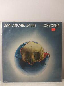 Jean Michel Jarre-Oxygene LP Vinyl Record 1979