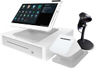 LIKENEW 2021 Clover POS Station Whole System & Cash Register w/ 0% Processing