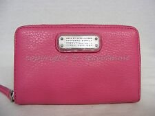 NWT! MARC By Marc Jacobs M0007429 New Q Wingman Wallet/Wristlet in Singing Rose