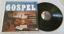 "Various Artists....""Country & Western Gospel"" 12"" Vinyl Record LP"