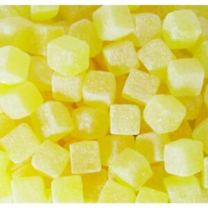 PINEAPPLE CUBES - ORIGINAL AND BEST TRADITIONAL  SWEETS