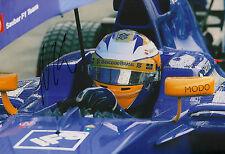 """Marcus Ericsson """"Sauber 2017"""" Autogramm signed 20x30 cm Bild"""