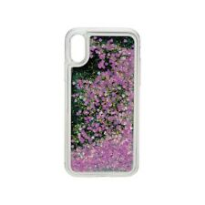NL ON4774 Glamour backcover voor  iPhone X - roze glitters