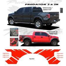 Ford Raptor 2010+ Predator 2R Graphic Kit - Red