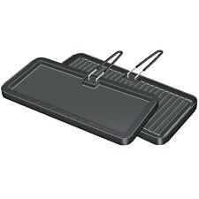 Magma 2-Side Reversible Non-Stick Teflon Rectangular Griddle/Grill Pan 8x17-inch
