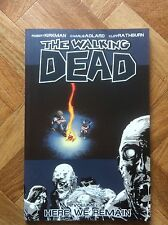 THE WALKING DEAD 9 HERE WE REMAIN FIRST PRINTING NEAR MINT (F13)