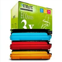 3x MWT Eco Toner Compatible Para Brother MFC-9450-CN MFC-9440-CDW HL-4070-CDW