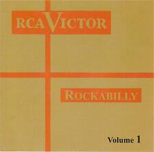 RCA VICTOR ROCKABILLY VOL 1 -  CLASSIC 50s ROCK & ROLL / ROCKABILLY  CD