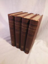 SPEECHES of LORD ERSKINE 4 Volume Set AMAZING CLEAN CONDITION Rare Antique 1876