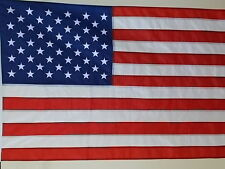 USA 20X30' FLAG NEW US MADE SEWN NYLON HUGE AMERICAN