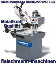 Metallkraft Metallbandsäge BMBS 220 x 250 H-G