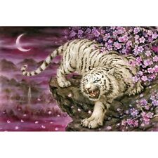 Epoch Jigsaw Puzzle 23-074 Japanese Art Tiger (2016 S-Pieces)