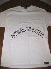 METAL MULISHA motocross FMX racing team T shirt med tee BMX Brian Deegan tattoo