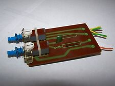 Pioneer SX-850 or SX-950   Stereo/Mono & Loudness Switch Assy.   AWS-093