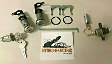 NEW 1959-1960 Cadillac Complete OE Style Lock Set with GM Keys