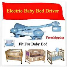Electric Baby Bed Cradle Swing Controller With External Power Supply Mommy Nanny