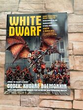 White Dwarf Weekly Issue 60 Codex Khorne Daemonkin Chaos Space Marines