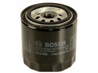 Bosch Workshop Oil Filter fits Alfa Romeo Milano 1987-1989 Gold 49TJTP
