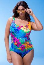2beffbdec6 Longitude Plus Size Swimwear for Women for sale | eBay