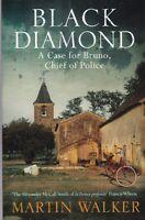 Black Diamond by Martin Walker (Paperback) Book