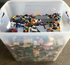 Huge Lego 20 pounds of Lego Bulk Lbs Mixed Themes Legos Lot 3p