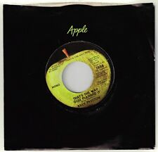 PRESTON, Billy  (That's The Way God Planned It)  Apple 1808