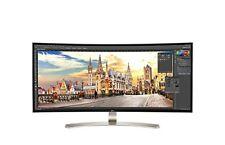 155112 LG 38uc99-w 95cm (38 Zoll) Curved WQHD Monitor EEK B
