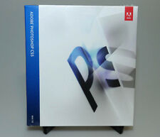 Adobe Photoshop CS5 for Mac brand new sealed retail box 65048331 OS X Sierra