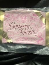 Gorgeous Goodies Benefit San Francisco TOA 151 2018 Candy Wrapper Pouch New