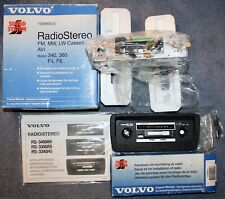 Volvo 300 343 340 Radio RS 3345 NOS new old stock