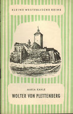 Maria Kahle, Wolter von Plettenberg, Kleine westfälische Reihe V/1 Westfalen '55