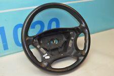 02-05 W203 MERCEDES C32 AMG C320 LEFT DRIVER SIDE STEERING WHEEL BLACK COLOR #1