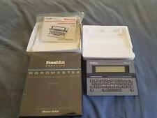 Franklin computer- Wordmaster Wm-1100