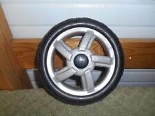 Peg Perego doble anverso rueda negro para pliko Mini