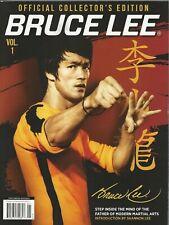 Complete Set of Topix Official Bruce Lee Magazines Vol. 1 2 3 4 5 6  NM