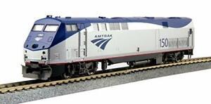 KATO 376110 HO SCALE Amtrak 19 GE P42 Genesis Phase V Diesel Locomotive NEW