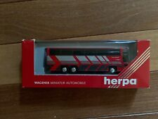 Herpa 093743 h0 voitures on TGE Bus