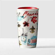 Starbucks Canada Double Wall Tumbler 2016 Local Collection 10 fl oz NEW
