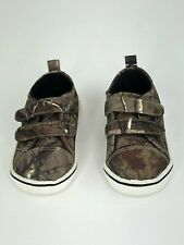 Toddler Boy Shoes Size 3 Realtree Camo