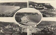 Postcard - Runswick Bay - 5 Views