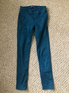 Old Navy Girls Leggings Size Large (10-12) Blue Sparkle
