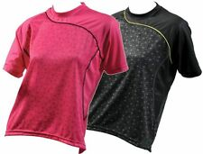 Women's Short Sleeve Cycling Base Layers