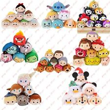 """Mini Tsum Tsum 3.5"""" Plush Doll Toy Set Stackable Doll New with Tag"""