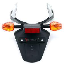 Rear Fender Licence Plate Mount Bracket Turn Light For Honda CBR600RR CBR 1000RR