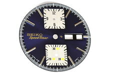 Dial for Seiko 6138-0030 Kakume speed-timer chronograph
