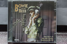 David Bowie at the Beeb 2 CD 37 Track EMI BBC Manu MINT 2000 68-72 Sessions