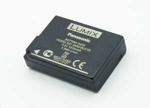 PANASONIC DMW-BLD10 BATTERY PACK FOR GF2, G3 & GX1 -  EXCELLENT!