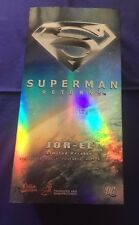 New Hot Toys 1/6 Superman Returns Jor-El Marlon Brando MMS49 Japan EMS